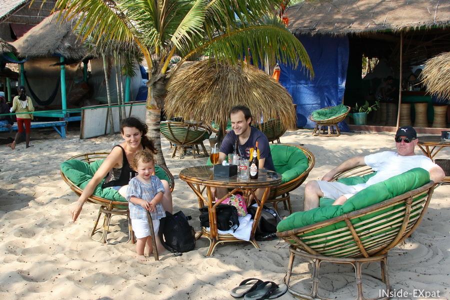 Otres Beach; Sihanoukville
