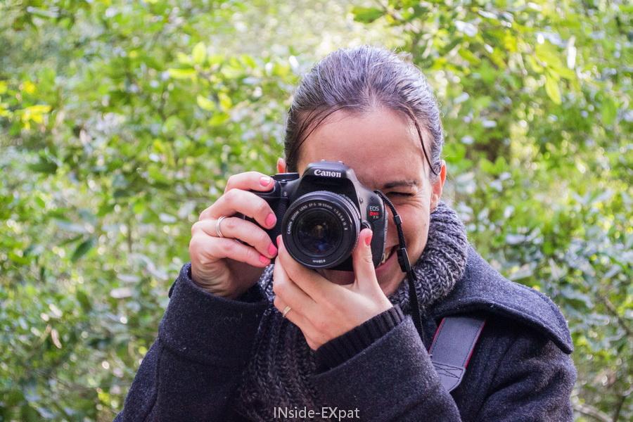 Sara et son Canon