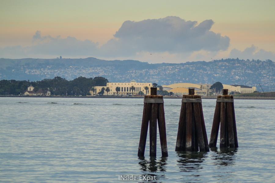 Vue depuis les Piers, San Francisco