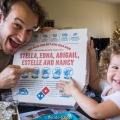 Boite à pizza - Dominos Pizza