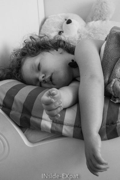 La sieste de Mimi