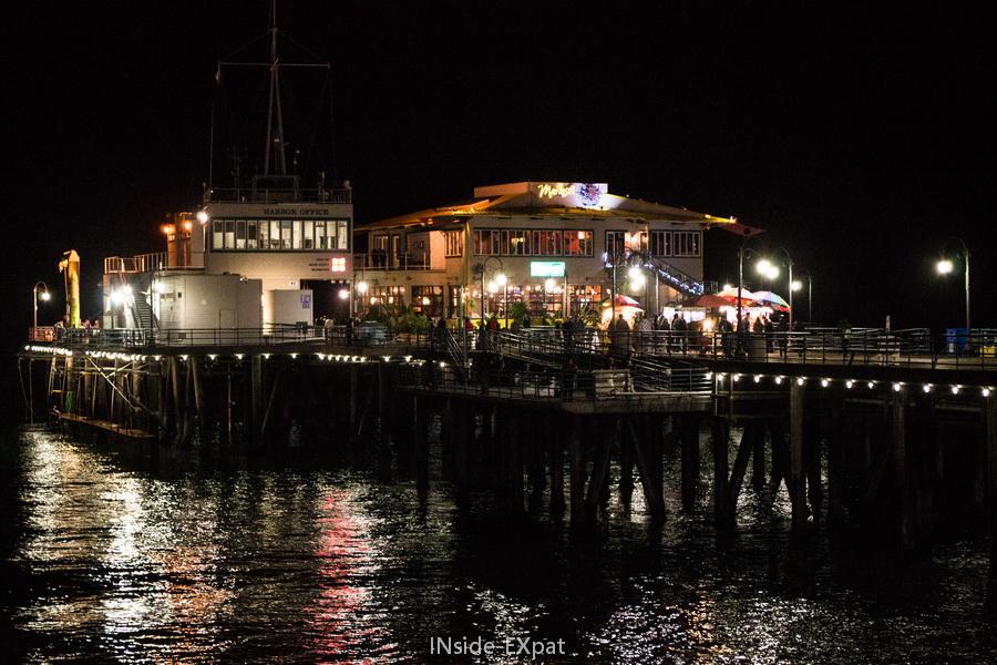 Au bout du Santa Monica Pier