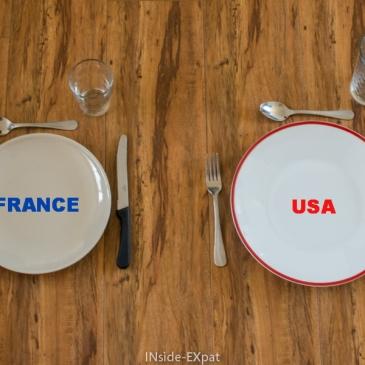 Fun Facts #2 – Vaisselle française VS vaisselle américaine