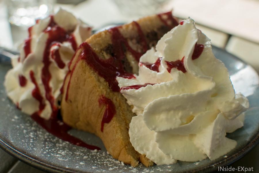 Notre dessert gourmand