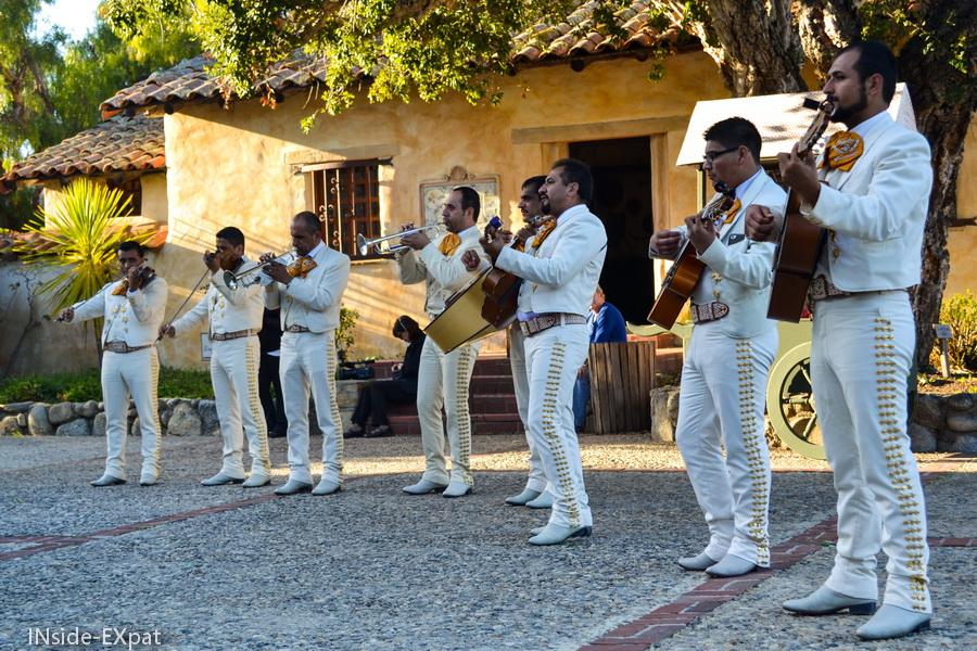 Le concert de musique traditionnelle