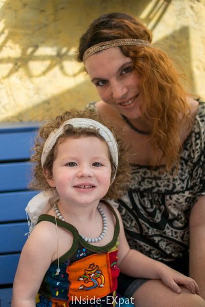Mimi B. et Mummy B.