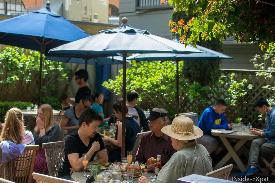 La note, restaurant Berkeley