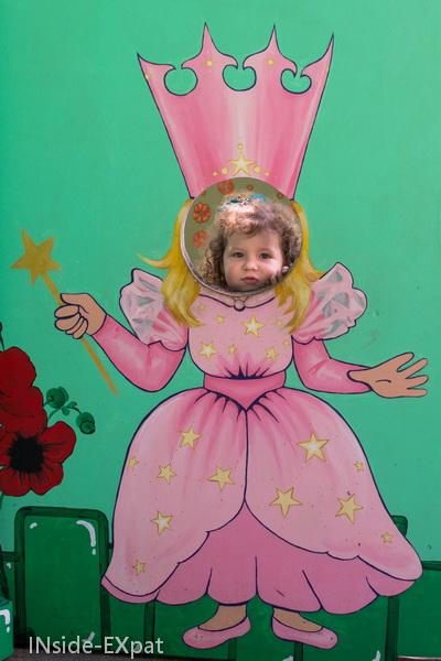 Princesse Mimi à Fairyland
