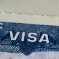 Visa dans le passeport