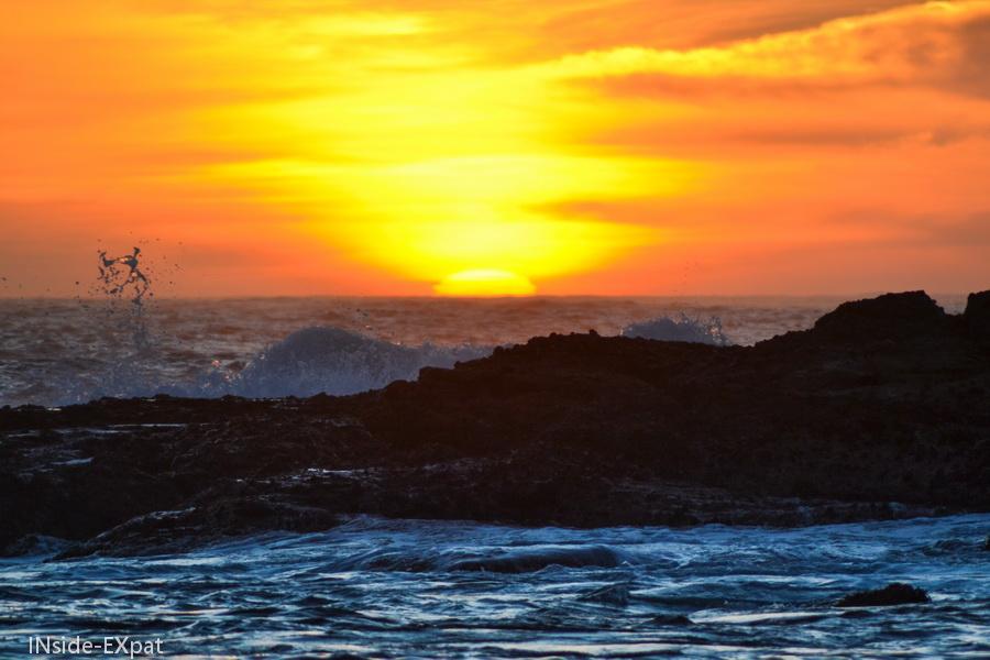 Sunset @ Point Lobos - California