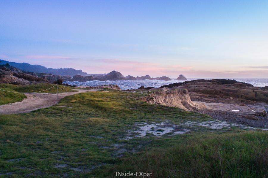 Point Lobos, Monterey Bay, California