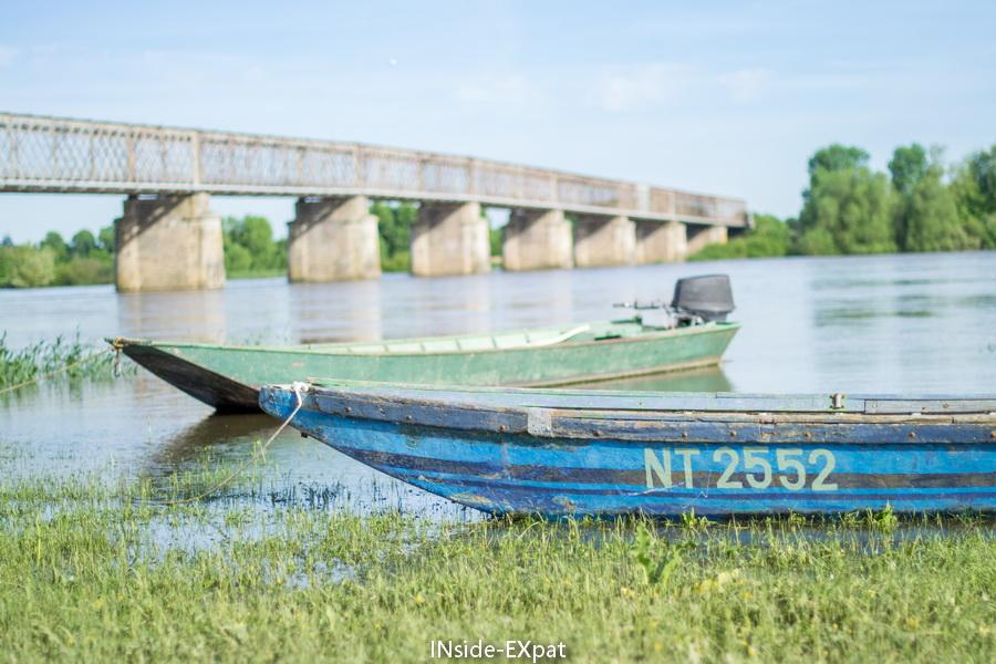 Balade sur les bords de Loire
