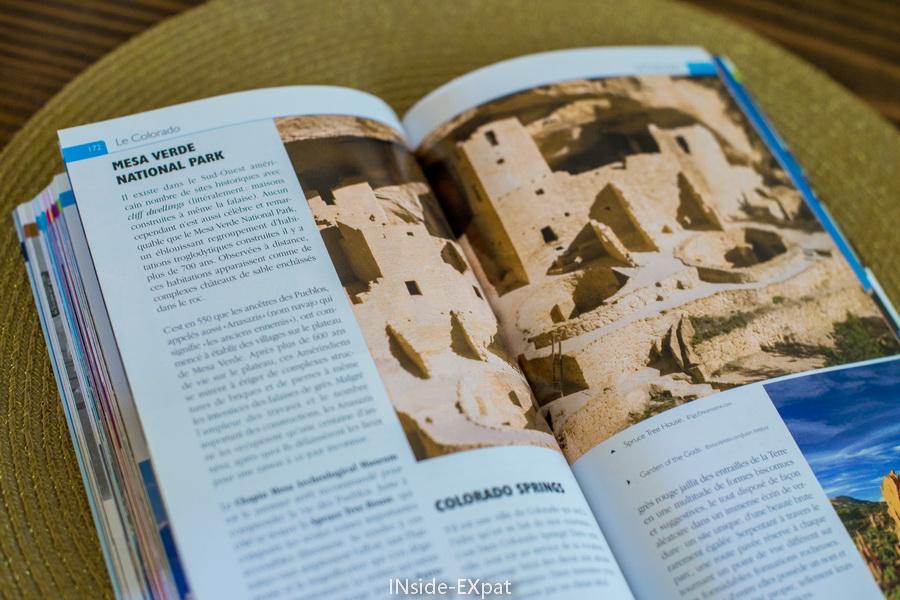 Mesa Verde National Park dans Fabuleux Ouest Americain