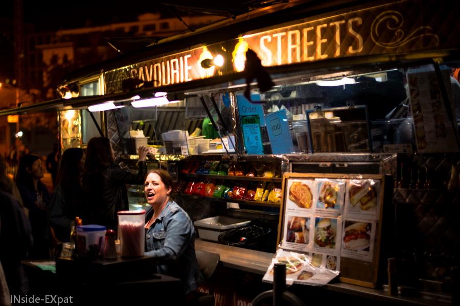 Le food truck que nous avons choisi