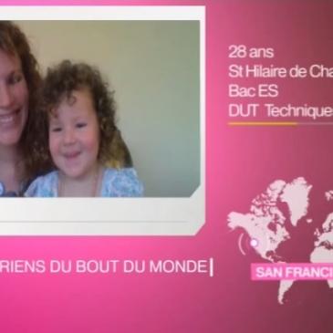 Ligériens du bout du monde, mon interview pour France 3