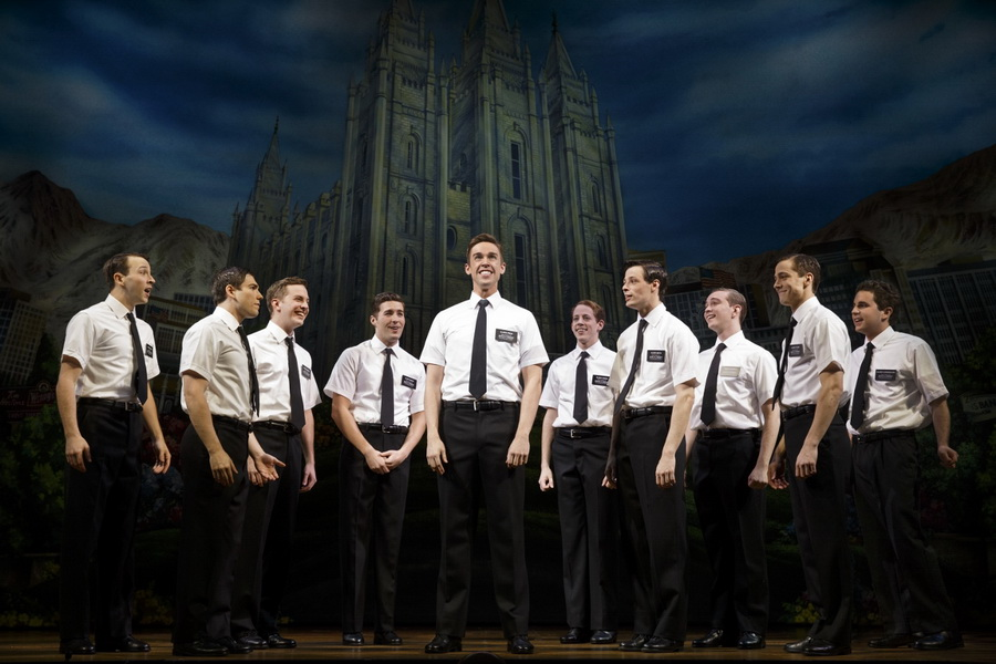 hello - The Book of Mormon - Broadway Musical
