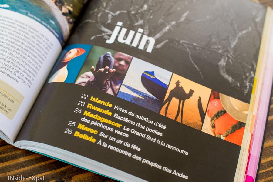 Où voyager en juin? par les Editions Ulysse