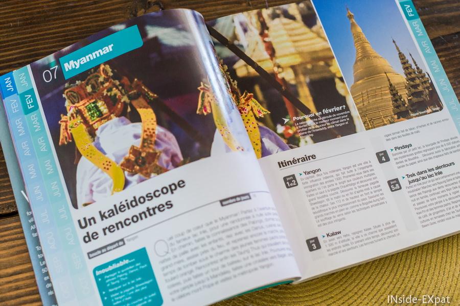 Concours Guides Ulysse : Double Page sur le Myanmar