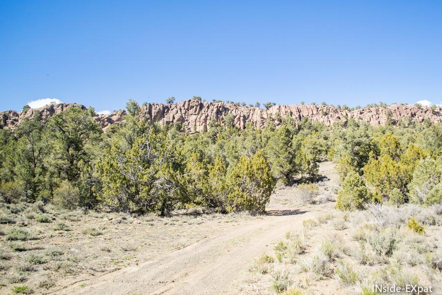 Sur la route de notre road trip au Nevada