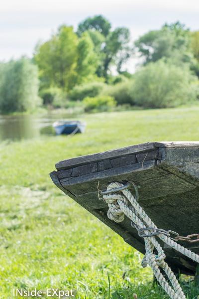un bout de barque