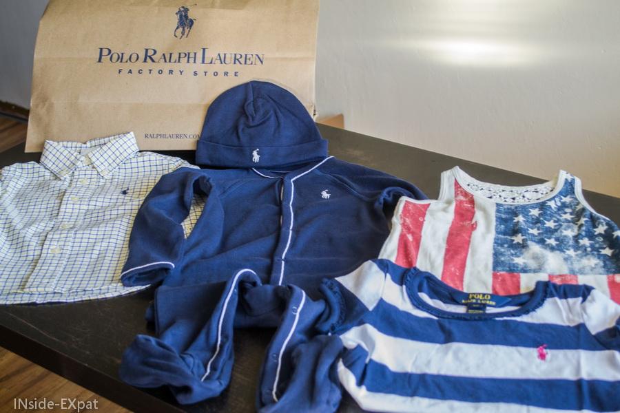 Nos achets chez Polo Ralph Lauren
