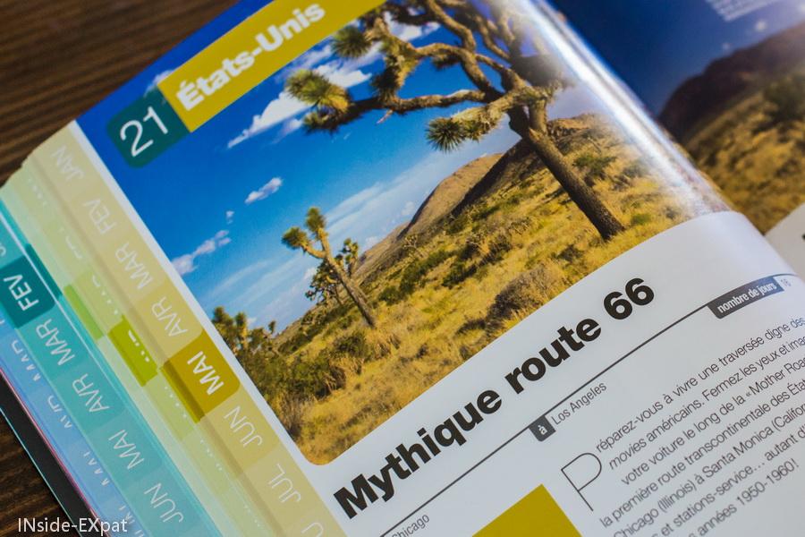 Concours Guide Ulysse : Page sur la Route 66 aux USA