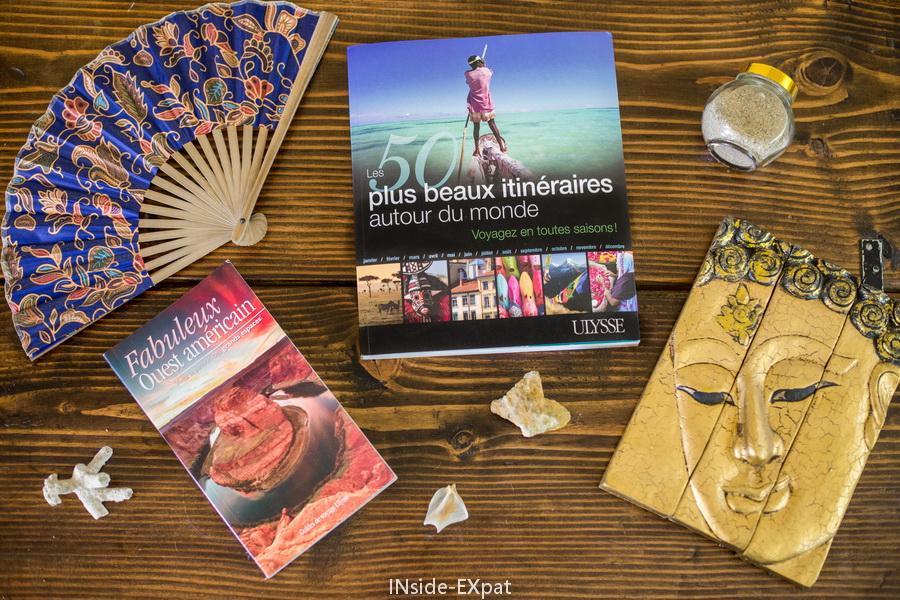Concours en partenariat avec les Guides Ulysse