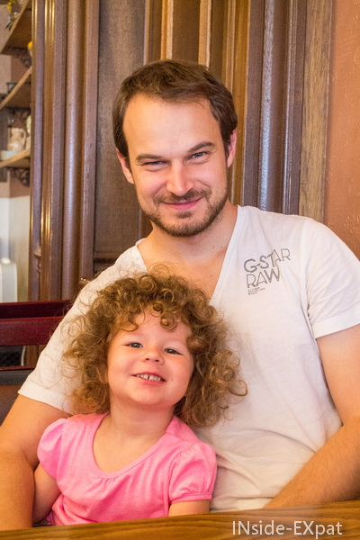 Daddy B. et Mimi B.