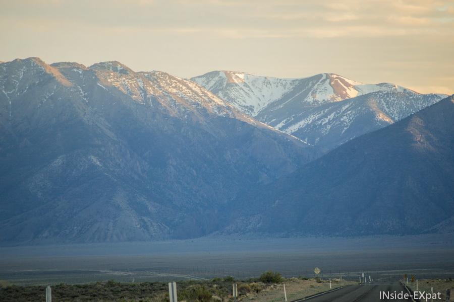 Big Smoky Valley, Central Nevada
