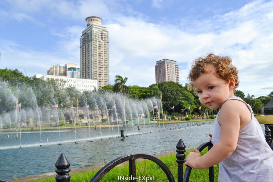 Mimi B. et les fontaines
