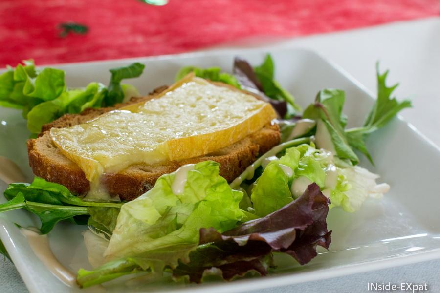 Curé nantais - Restaurant Les 4 saisons - Campbon (44)