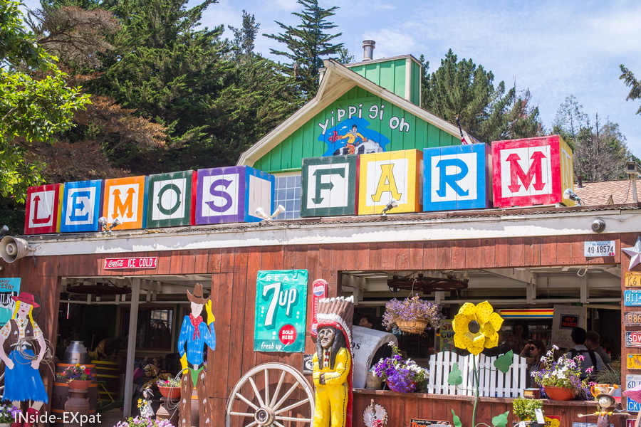 Lemos Farm - Half Moon Bay, CA