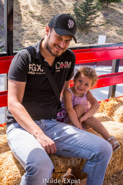 Daddy B. et Mimi