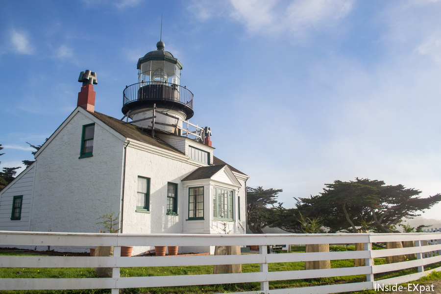 Point Pinos Lighthouse - Pacific Grove, CA