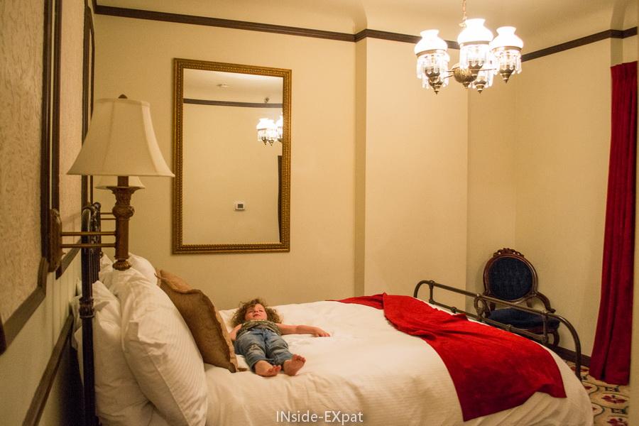 Notre chambre au Mizpah