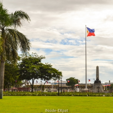 It's more fun in the Philippines – Jour 4 : Rizal Park, Manille