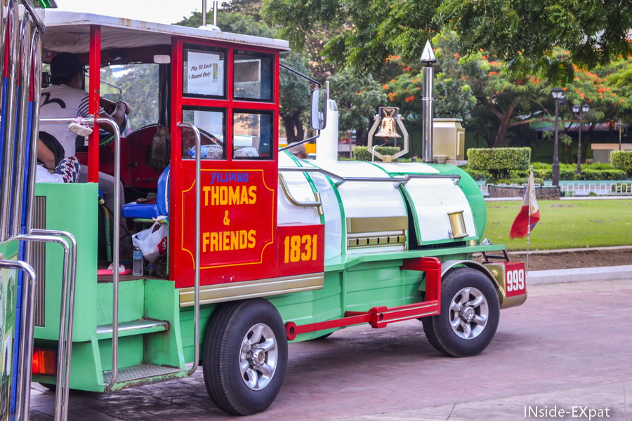 Thomas & Friends même aux Philippines