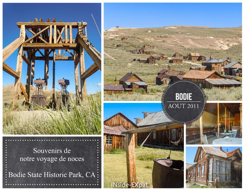 Bodie - Ghost town - California