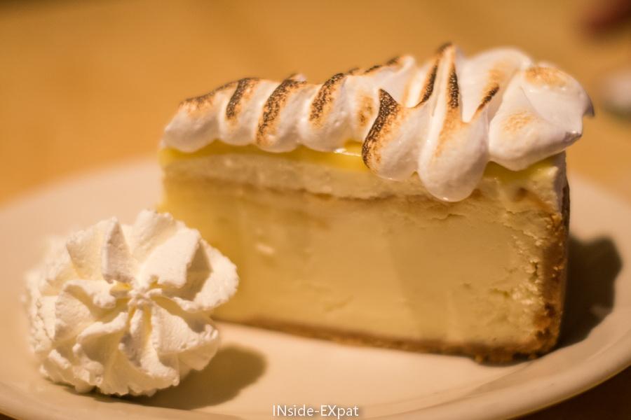 Dessert à partager en 4