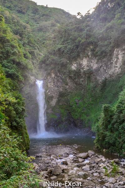 Cascade de Tappiyah