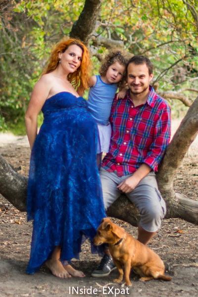 La B. Family au complet