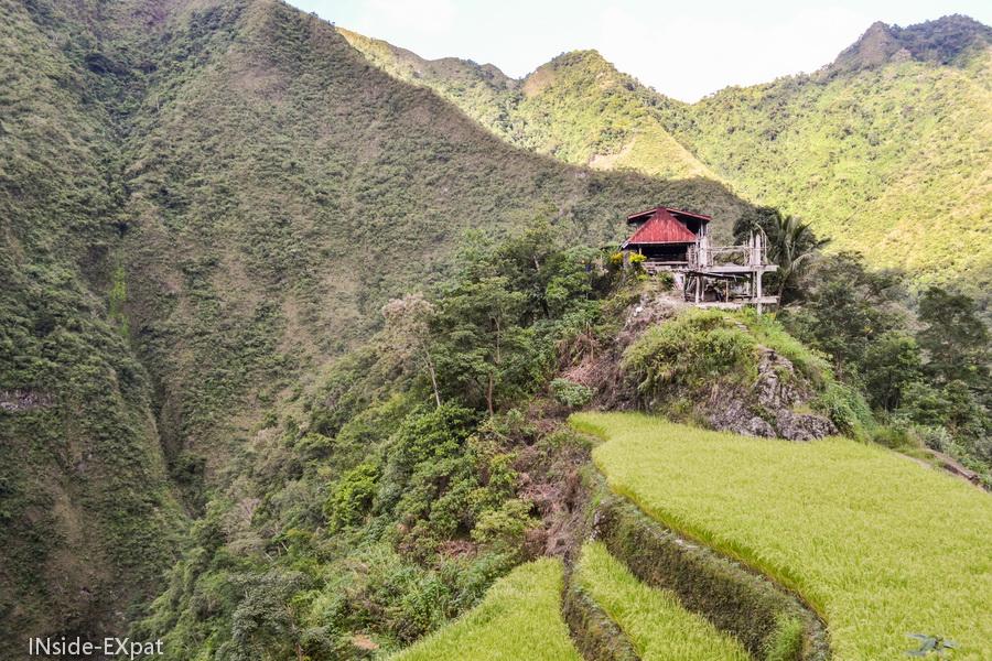 Maison a Batad