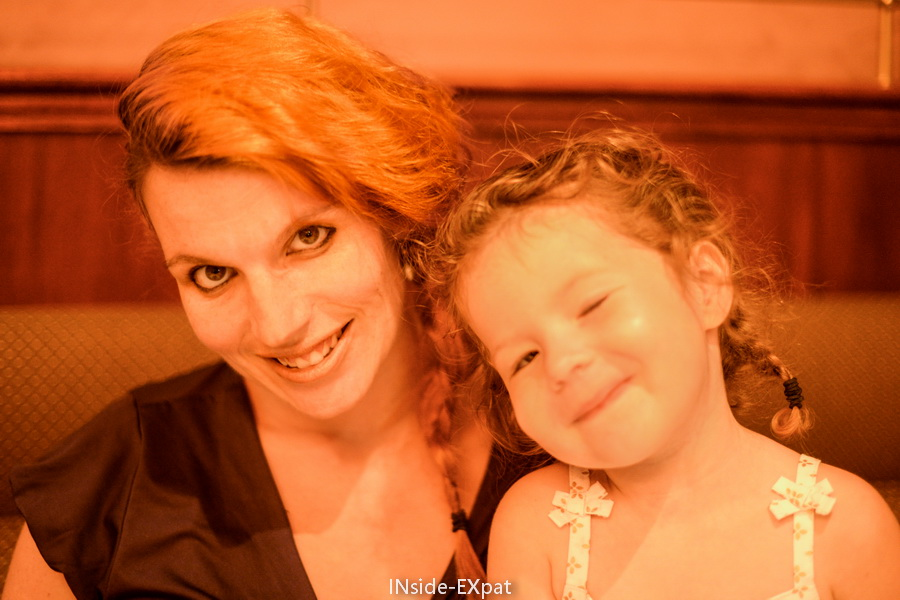 Mummy B. et Mimi B.
