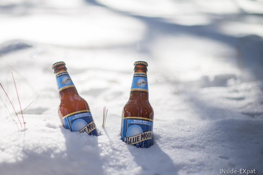 Bières au frais