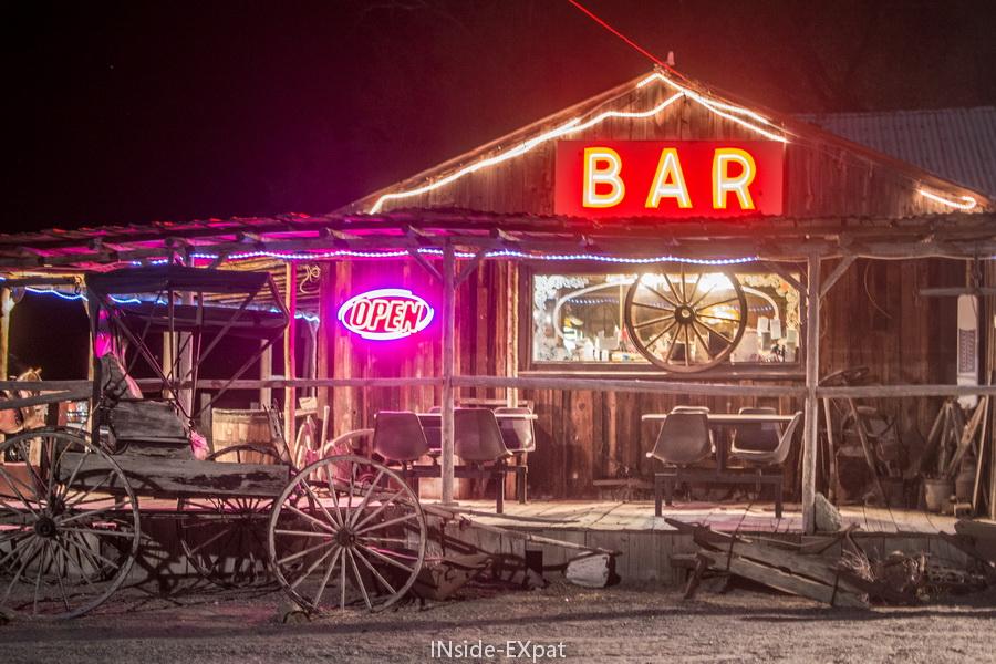 Le bar de nuit