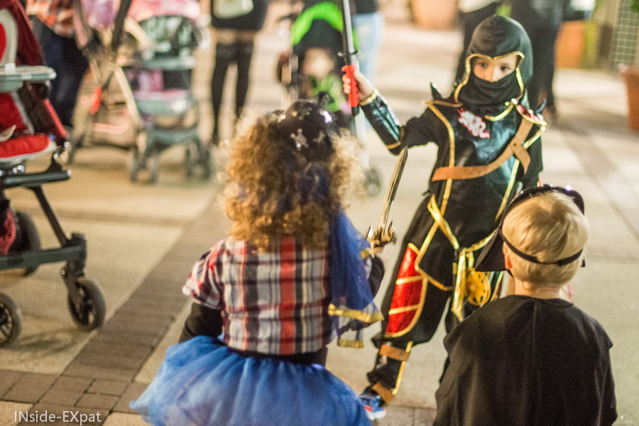 :i;i-pirate et Eustache-Vador VS Le Ninja
