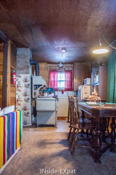 La cuisine de Squirrelville