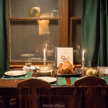 Thanksgiving à Squirrelville, notre cabane dans les bois (Lakeview, OR)