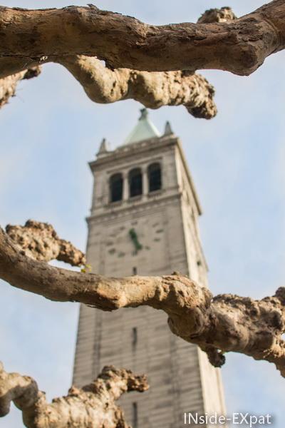 Campanile de UC Berkeley