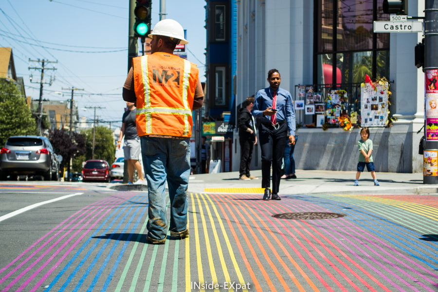 Castro, le quartier gay de SF